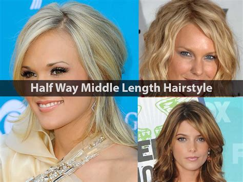 hair cut with no middle path 20 most suitable hairstyles for women over 40 with middle