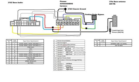 nissan power antenna wiring diagram free wiring