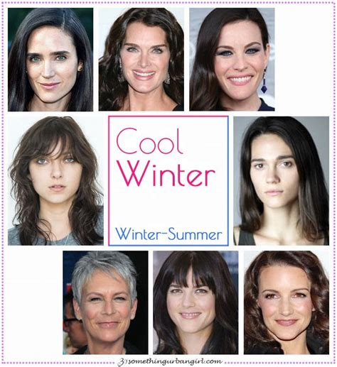 celebrity skin tones summer 17 best images about seasonal analysis goodies shape