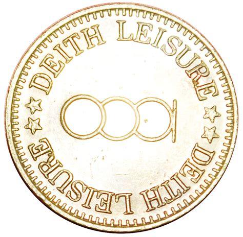 bob deith deith leisure token 5 pence tokens numista