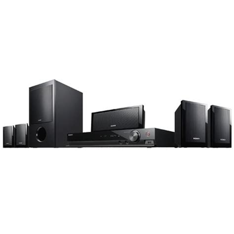 sony dav dz170 home theater system