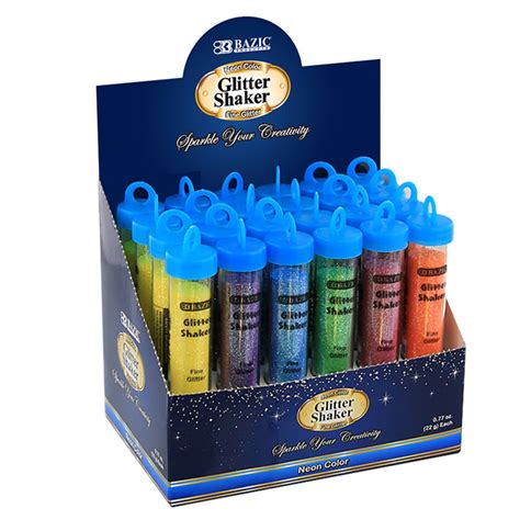 Glitter Glue Bazic Lem Glitter bazic products quality school and office products