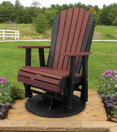 Amish Recycled Plastic Outdoor Furniture Outdoor Goods Amish Outdoor Patio Furniture