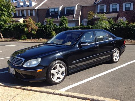 Mcgeorge Mercedes by Fs 2004 S600 W Amg Appearance Package 12 000