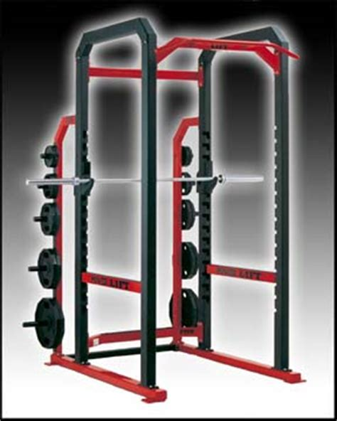 Power Lift Power Rack by Iron Grip Eweight Planner