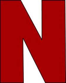 letter n clip letter n image