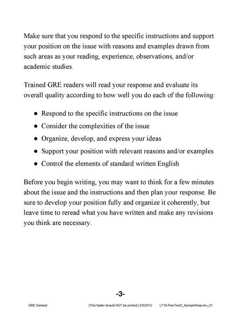 Gre Essay Exles by Awesome Sle Gre Essays Resume Daily