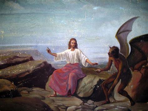 imagenes de jesucristo y satanas im 225 genes de jes 250 s tentado por satan 225 s imagenes de jesus