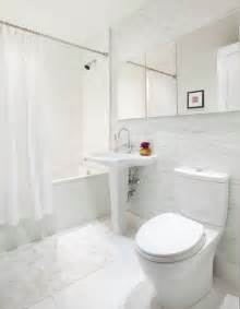 Small White Bathroom Modern Bathrooms by How To Maximise Space In A Small Bathroom Bathshop321