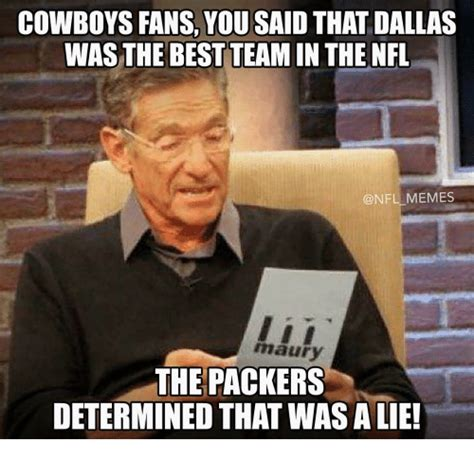 Dallas Cowboys Fans Memes - funny packers memes of 2017 on sizzle steeler fans