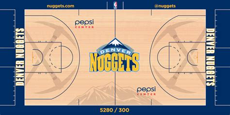 Denver Courts Search New Court Design Announced Denver Nuggets