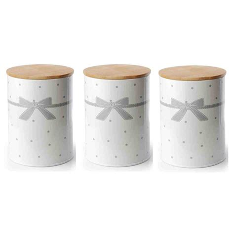 Cute Kitchen Canisters Copper Coloured Tea Coffee Sugar Jars Temasistemi Net