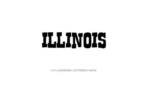 Illinois Search By Name Illinois Nickname Images