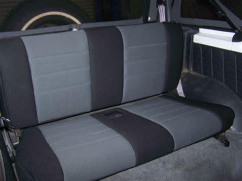 Suzuki Samurai Rear Seat Suzuki Seat Cover Gallery