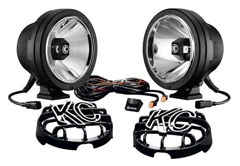 road pro led lights kc hilites 6 pro sport gravity led lights model 644