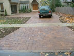installing new pavers for driveway home ideas collection