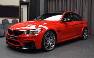 Competition Bmw Up With A Special Bmw M3 Competition Package