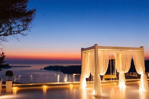 Santorini Weddings. Weddings Santorini plans your