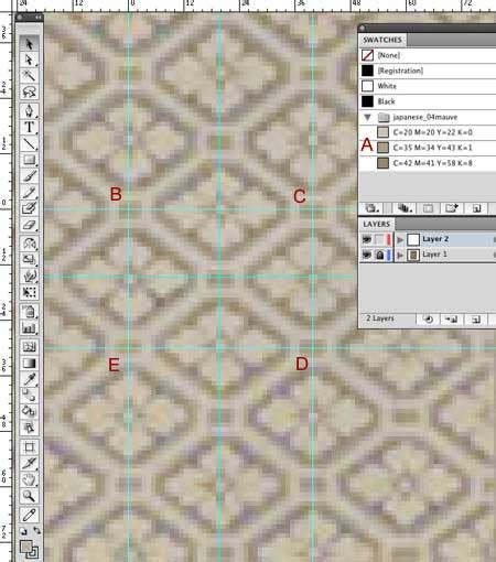zoom pattern illustrator illustrator techniques part 1 defining patterns l atelier