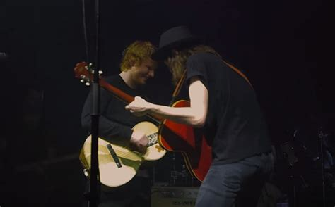 james bay z james bay ed sheeran perform quot let it go quot together