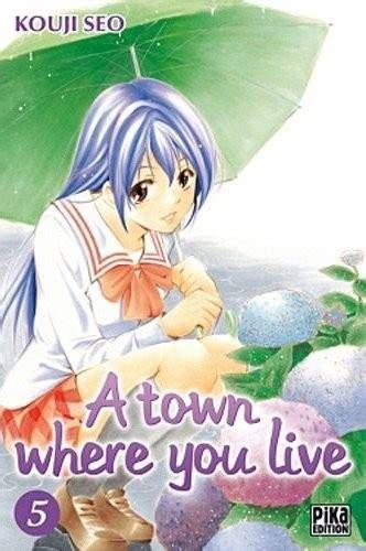 Town Where You Live 22 Oleh Kouji Seo a town where you live 5 tome 5