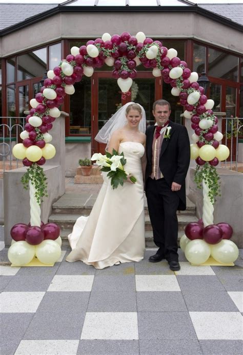 17 Best images about BALLOONS FOR WEDDING on Pinterest