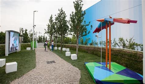 pavillon kinder a milan expo pavilion every day day 64 kinder sport