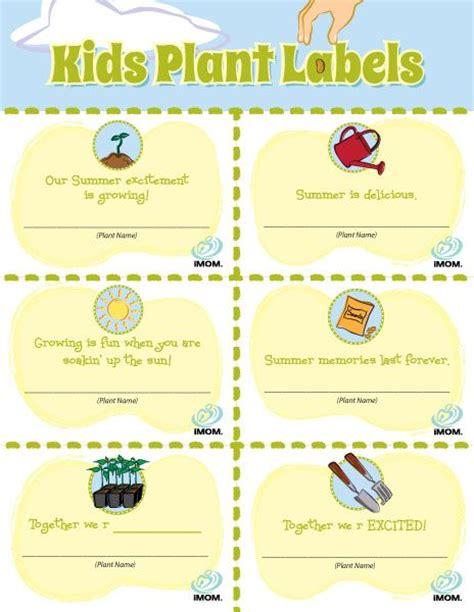 printable vegetable labels 15 must see printable garden labels pins herb labels