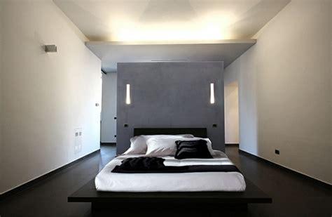 minimal zimmer das schlafzimmer minimalistisch einrichten 50