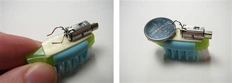 membuat robot murah mudahnya cara membuat robot dari sikat gigi paling murah