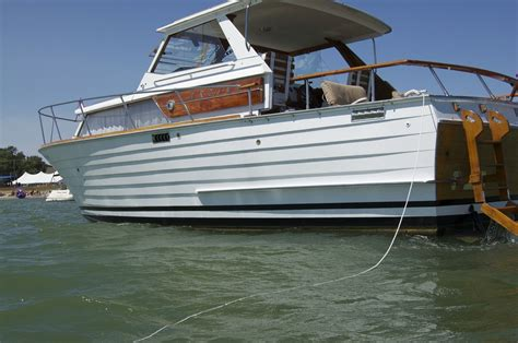 trojan boats trojan 28ft express crusier boat for sale from usa