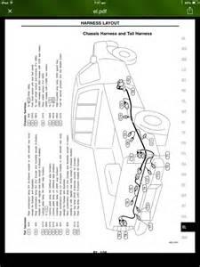nissan tail light wiring diagram nissan get free image