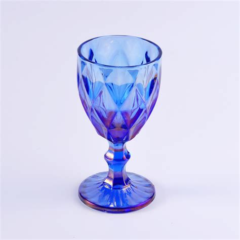 Glass And Iron Candle Holders by Blue Iron Plating Glass Candle Holder Decorative Glass