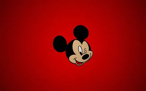 wallpaper iphone 6 obey mickey mouse logo wallpaper 1680x1050 27767