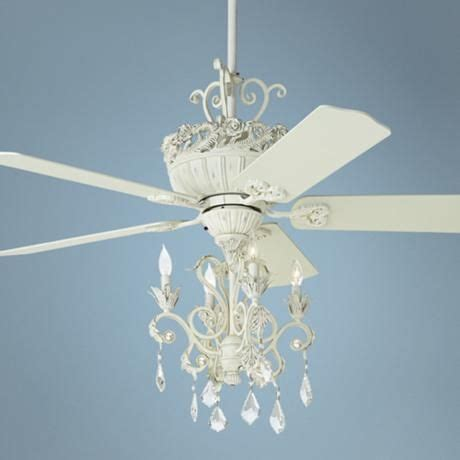 shabby chic ceiling fan with light 17 best images about ceiling fans on pinterest painted