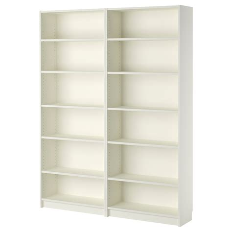 Billy Bookcase White 160x202x28 Cm Ikea Ikea Bookcase White