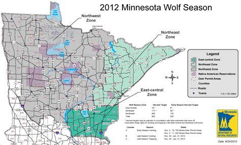 mn deer zone map mpr news primer minnesota s wolf hunt minnesota