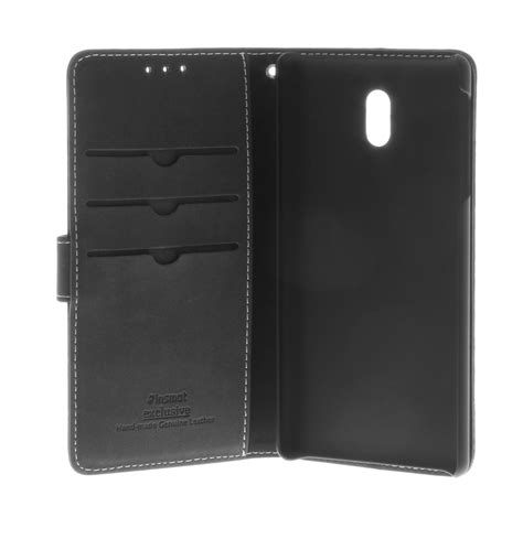 Book Flip Shell Nokia X exclusive flip for nokia 3 black matkapuhelintarvikkeet insmat
