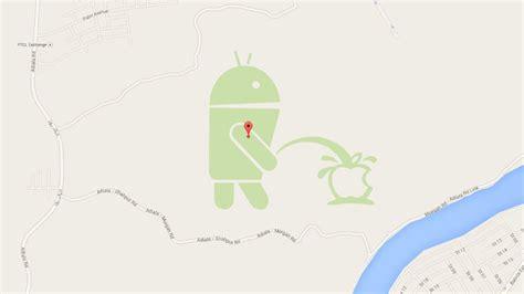apple maps for android android fait pipi sur apple le dernier d 233 nich 233 sur maps