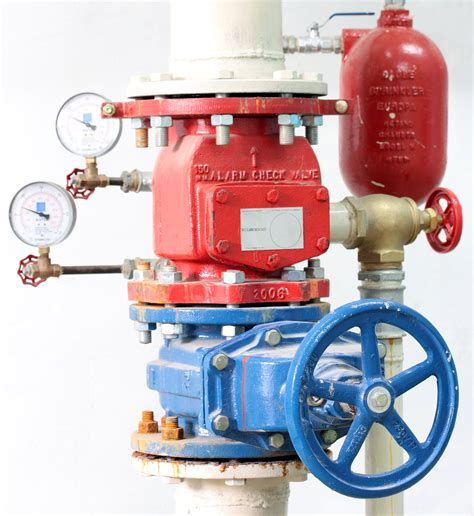 Alarm Valve a1 sprinkler systems integration inc dayton ohio