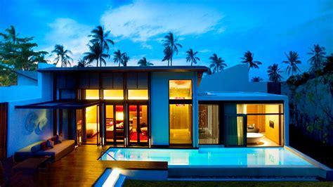 luxury  retreat koh samui  thailand architecture design