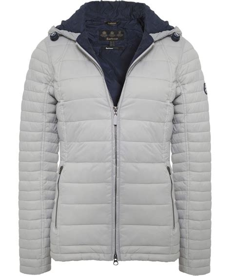 Barbour Quilted Coat by Barbour Landry Baffle Quilted Jacket Available At Jules B