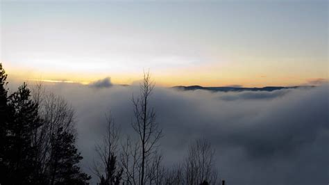 youtube fjord frost frost smoke sunset at oslofjord timelapse youtube