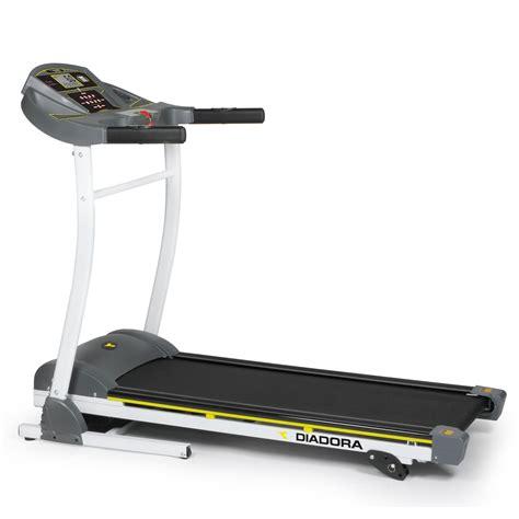 tappeto elettrico diadora tapis roulant run 1800 diadora fitness