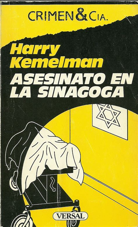 libro title thursday rabbi walked mis detectives favorit s mayo 2012