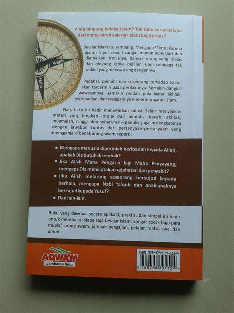 Buku Islam Shalat Tapi Keliru Cover buku belajar islam untuk pemula