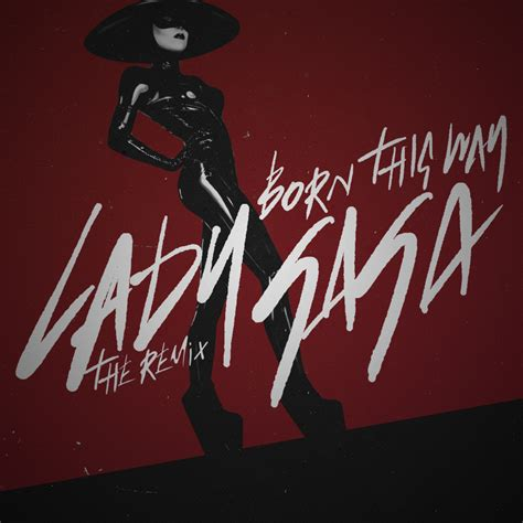 Cd Gaga Born This Way Remixes Imported gaga born this way the remix by shartpop on