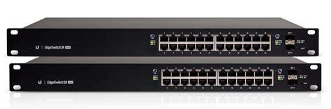 Ubiquiti Edge Switch 24 Port Poe 500 Watt Es 24 500w 1 ubnt edge switch 24 port 500w poe managemen layer3 wifianten