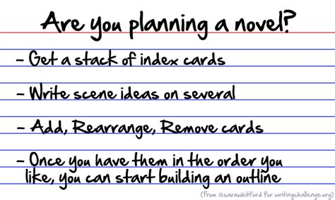 the before the a novel of preparedness and survival american sundown series books favorite writing tips 2 use index cards to plan your story