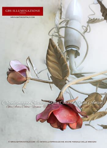 Bocci Len by Ladario Calendimaggio Rosa Chiaro Gbs Illuminazione